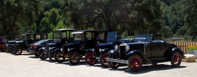 Vintage Model Ts